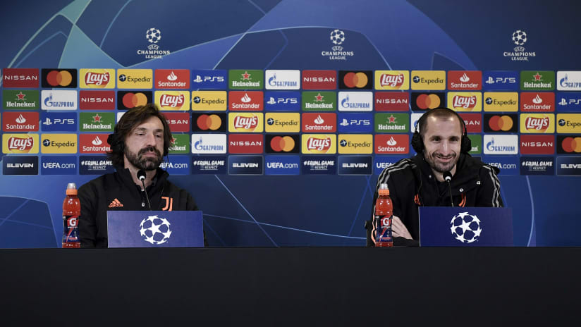 Press Conference | The eve of Porto - Juventus