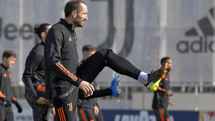 Porto - Juventus | Chiellini : «It will be a tough match»