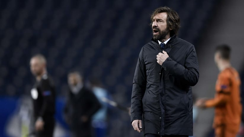 Conferenze stampa | Post Porto - Juventus