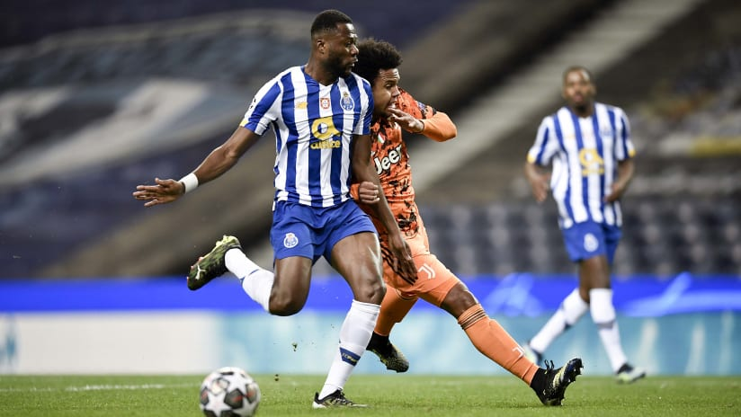 Gamereview | UCL round of 16 first leg | Porto - Juventus