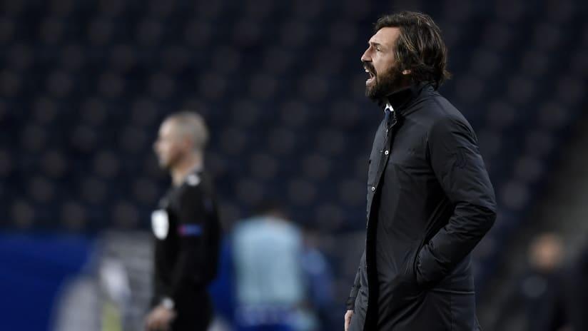 Porto - Juventus | Coach Pirlo's analysis
