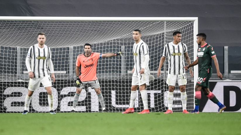 Juventus - Crotone | Buffon: «Serviva una vittoria»