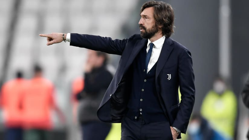 Juventus - Crotone | Pirlo: «We'll try to fight until the end»