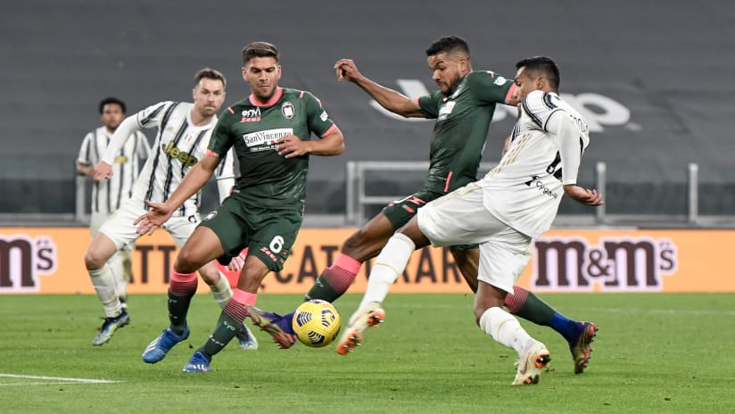 Gamereview | Giornata 23 | Juventus - Crotone