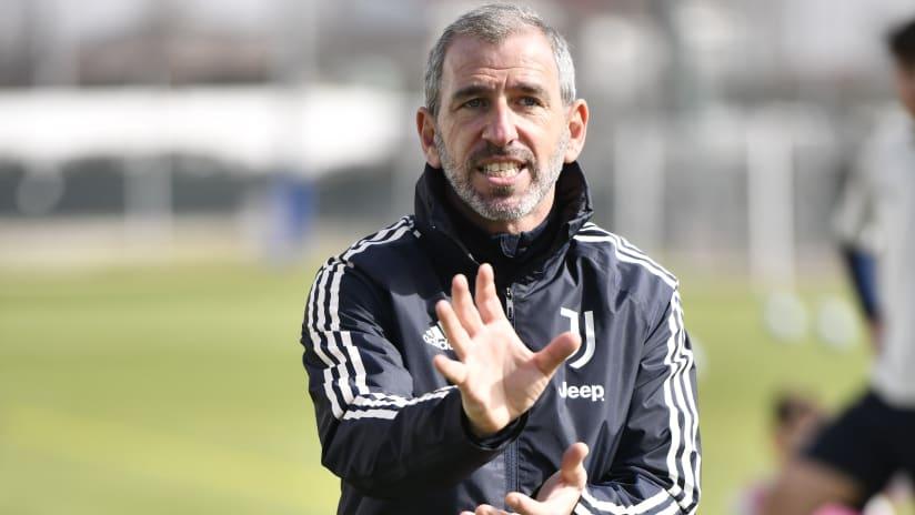 Mister Alessio Musti e il progetto Futsal