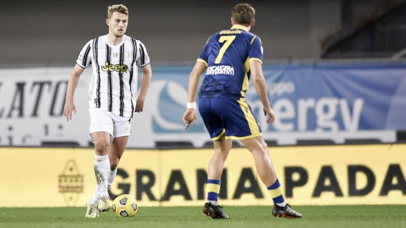 Gamereview | Giornata 24 | Verona - Juventus