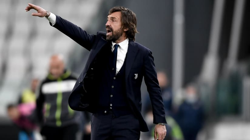 Juventus - Spezia | Pirlo: «The subs made the difference»