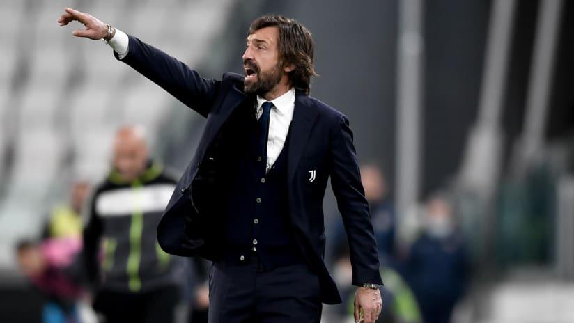 Juventus - Spezia | Pirlo: «I cambi hanno fatto la differenza»