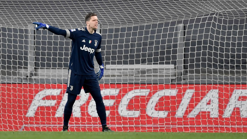 Juventus - Spezia | Szczesny: «Second half of a good level»