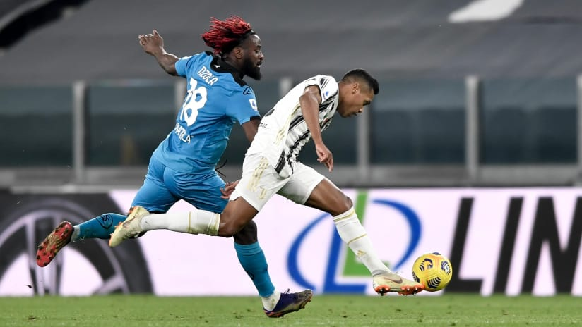 Da bordocampo | Giornata 25 | Juventus - Spezia