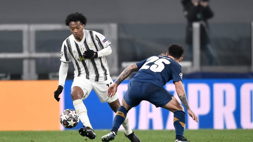 Juventus - Porto | Cuadrado: «I am still proud of the team»