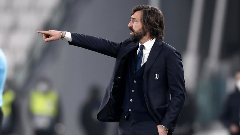 Juventus - Porto | Pirlo: «Now we have to focus on the championship»