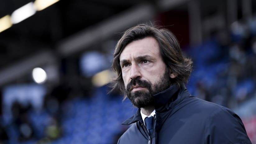 Cagliari - Juventus | Pirlo: «The approach was excellent»