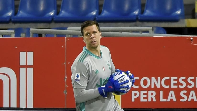Cagliari - Juventus | Szczęsny: «We will play until the end»