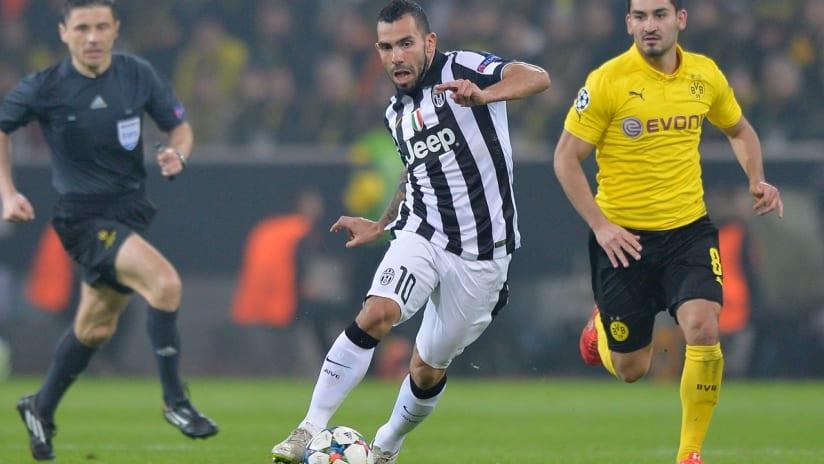 Classic Match UCL | Borussia Dortmund - Juventus 0-3 14/15