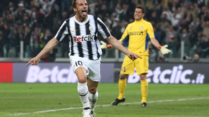 On this day: 2012 | Caceres and Del Piero, 2-0 against Inter