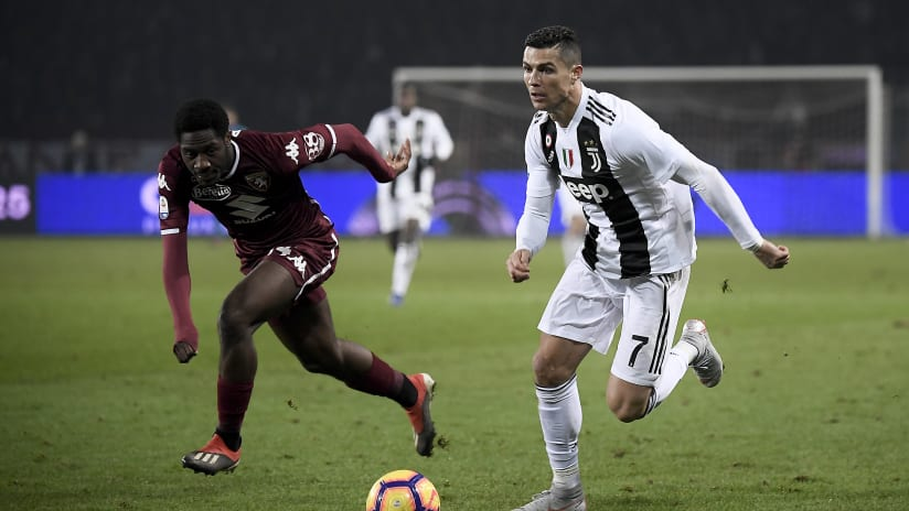 Torino - Juventus | 2018, the first CR7 Derby
