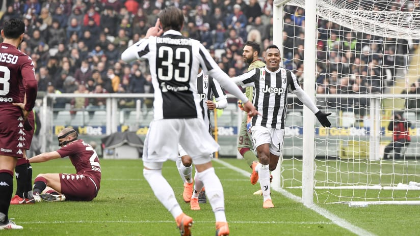 Top 10 goals | Torino - Juventus