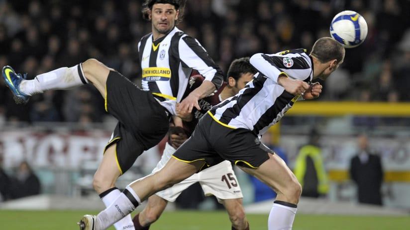 Torino - Juventus | La sfida del 2009 decisa da Chiellini