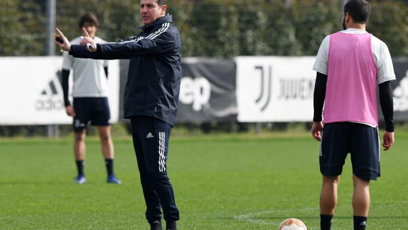 U23 | Mister Zauli alla vigilia di Alessandria-Juve