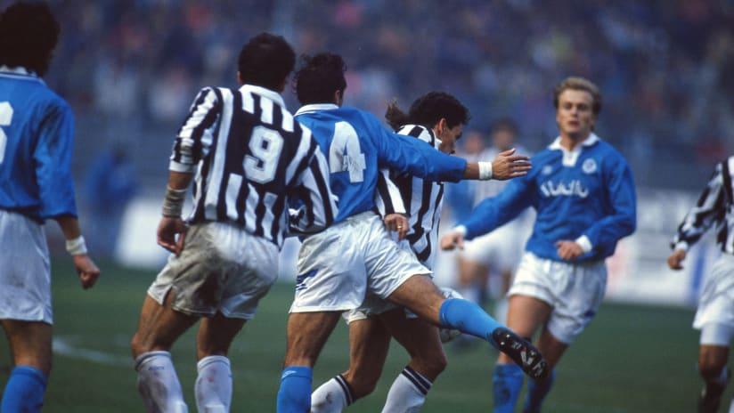 Juventus - Napoli | Il pirotecnico 4-3 del 1993