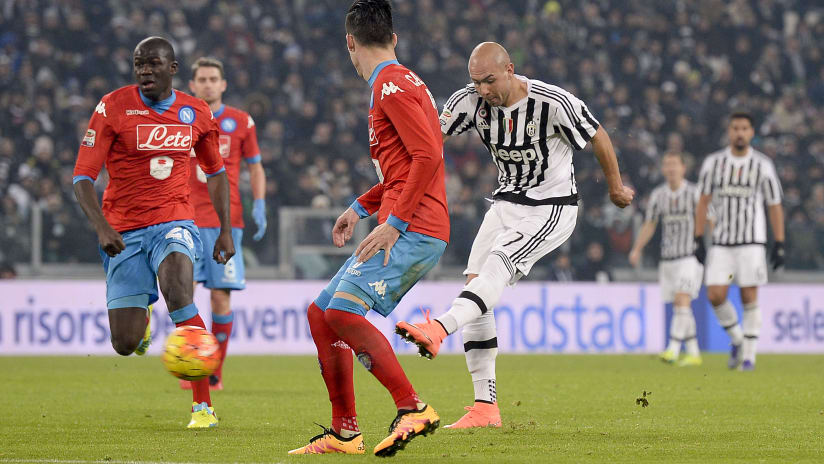 Classic Match Serie A | Juventus - Napoli 1-0 15/16