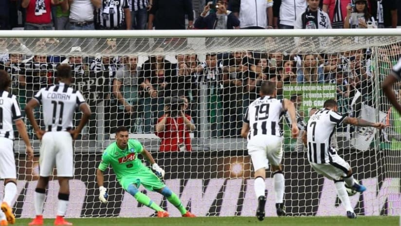 Classic Match Serie A | Juventus - Napoli 3-1 14/15