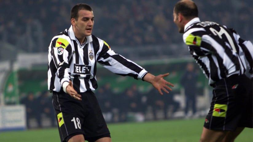 Juventus - Napoli | Il tris del 2001