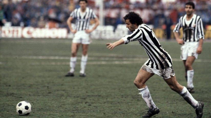 Key Players | Juventus - Genoa, punctual Platini
