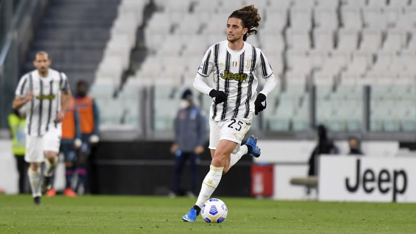 Juventus - Napoli | Rabiot: «An important victory»