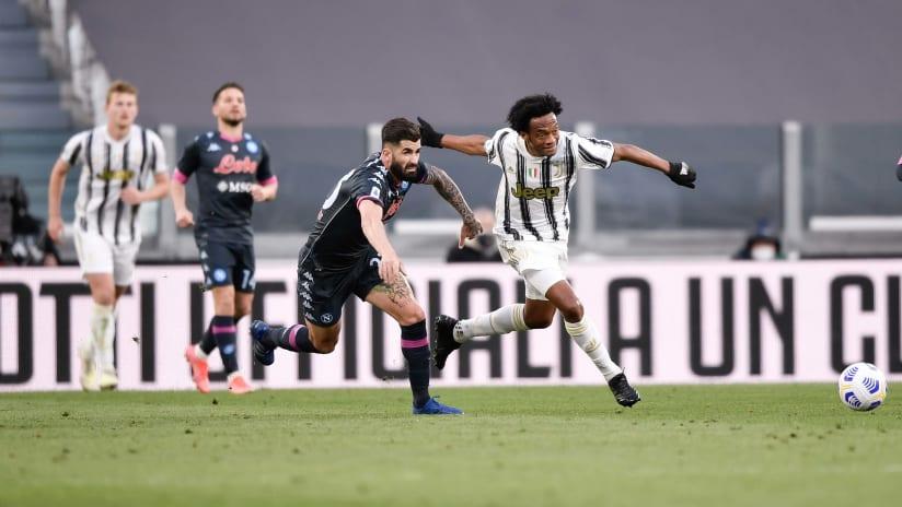 Gamereview | Re-arranged Matchweek 3 | Juventus - Napoli