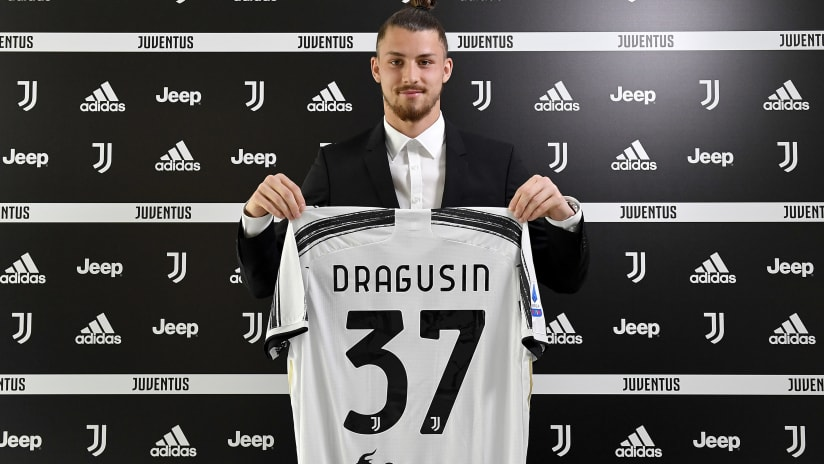 "Dragusin: ""I couldn't wait to renew"""