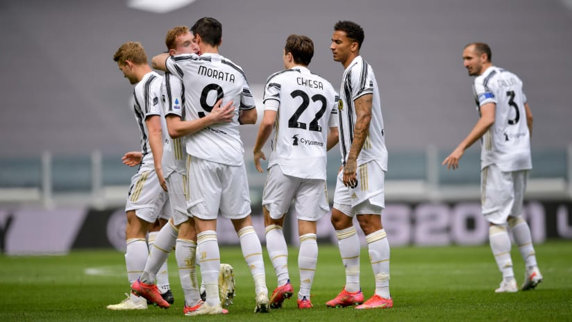 Serie A | Matchweek 30 | Juventus - Genoa
