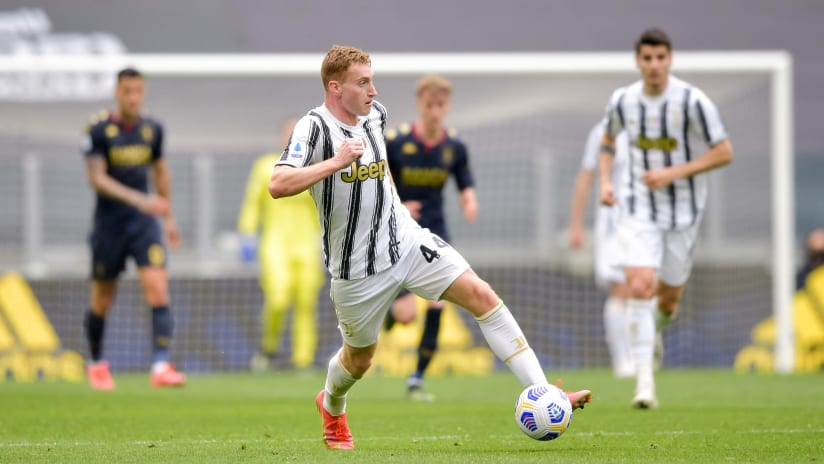 Juventus - Genoa | Kulusevski: «It was important for me to score»