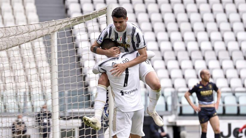 Highlights Serie A   Juventus - Genoa