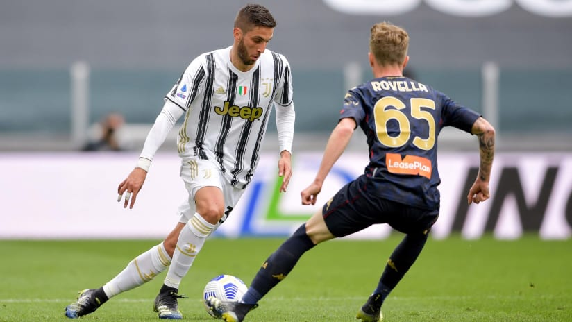 Juventus - Genoa | Bentancur: «We have to keep winning»