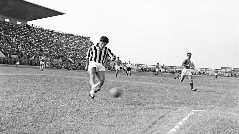 Atalanta - Juventus | The incredible victory of 1963 signed by Sivori!