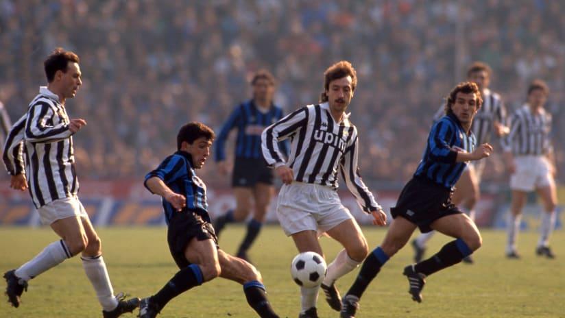 Atalanta - Juventus | Il successo del 1990 targato Alejnikov-Marocchi