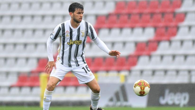 U23 | Matteo Anzolin tra infortunio, rientro ed esordio in Serie C