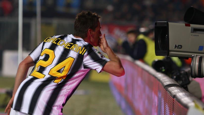 Atalanta-Juventus | 2012: two goals that lead to three points!