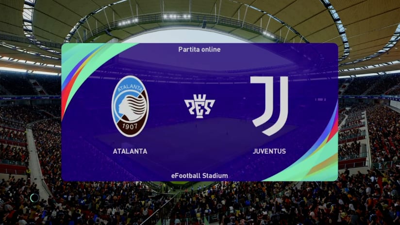 Esports | Amichevole | Atalanta - Juventus