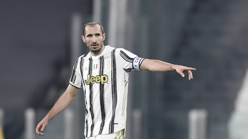 Chiellini: «A very important week awaits us»