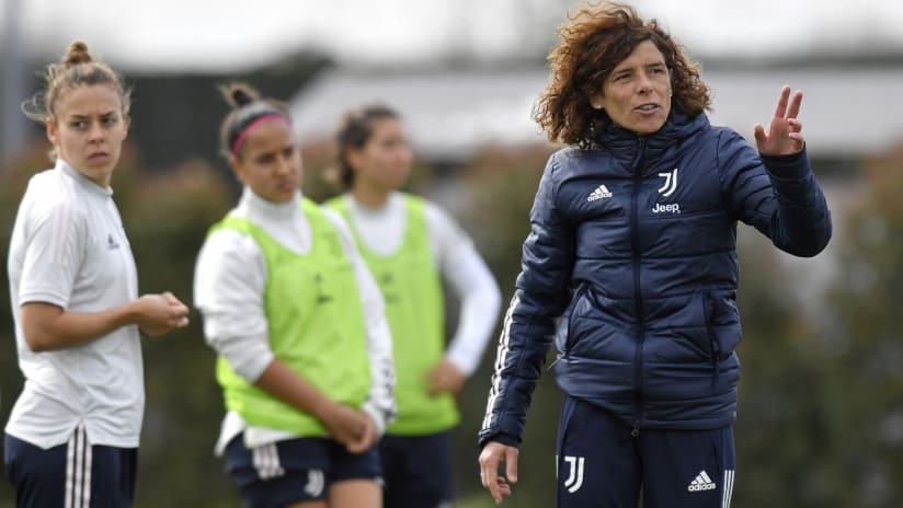 Women | Guarino presents the big-match against Sassuolo