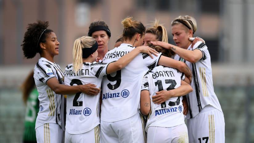 Women | Matchweek 18 | Sassuolo - Juventus