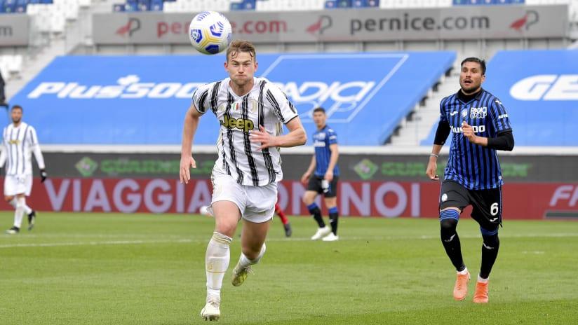 Pitchside view | Matchweek 31 | Atalanta - Juventus