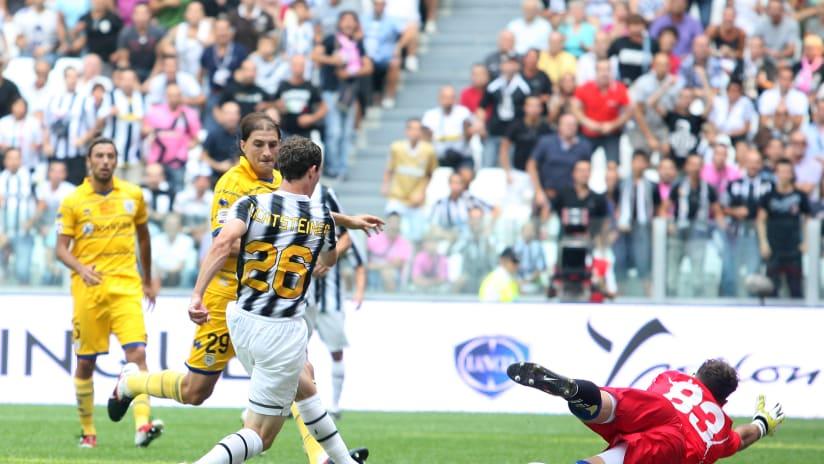 Classic Match Serie A | Juventus - Parma 4-1 11/12