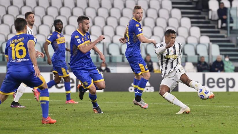 Gamereview | Giornata 32 | Juventus - Parma