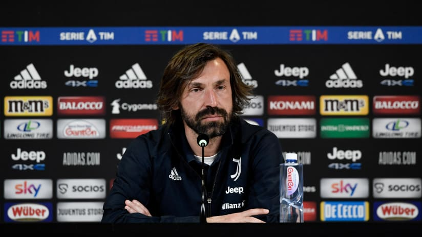 Pirlo's comments on the eve of Fiorentina - Juventus