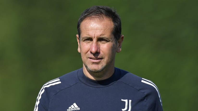 U23 | Mister Zauli alla vigilia di Juventus-Carrarese