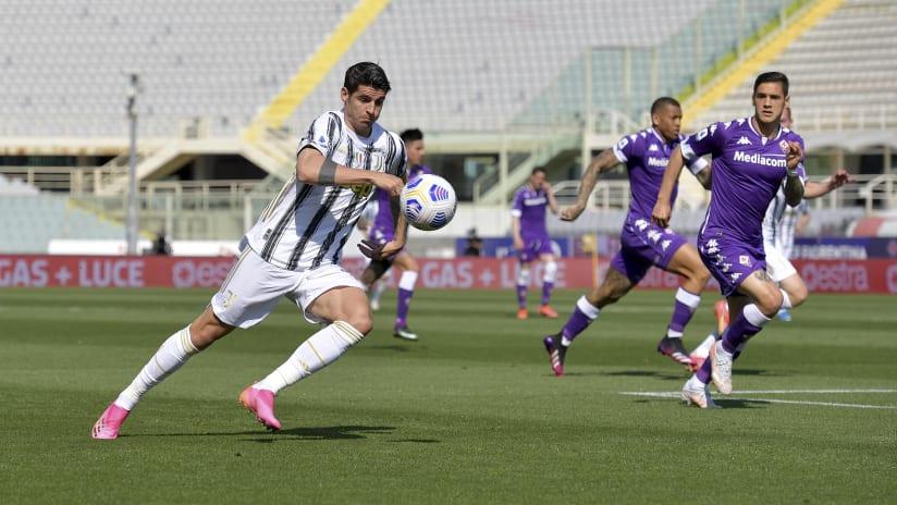 Highlights Serie A | Fiorentina - Juventus